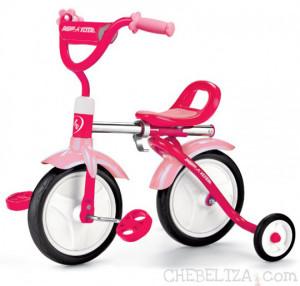 Otroško kolo za deklice