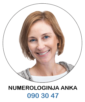 Numerologinja Anka