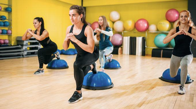 Vodene vadbe za ženske