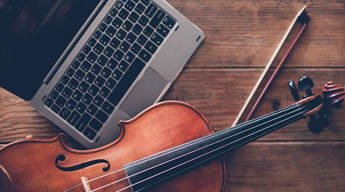Nakup glasbene opreme prek spleta