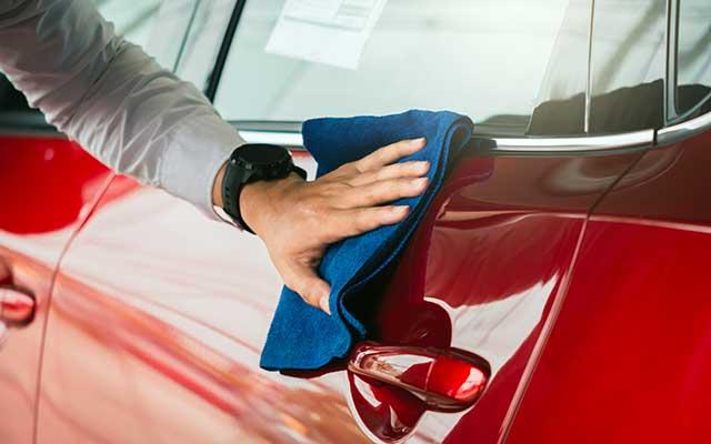 Brisanje avtomobila