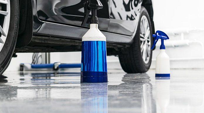 Nasveti za čiščenje avtomobila