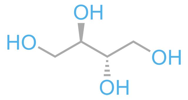 Eritritol - kemijska spojina