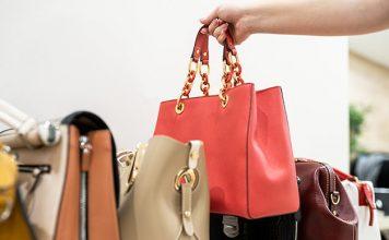 Izbira ženske torbice