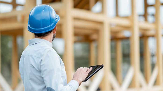 CLT lesena gradnja